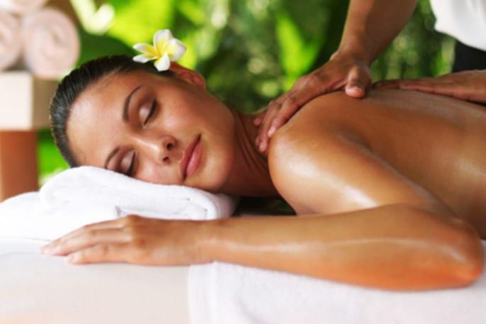 Hazte un masaje corporal súper relajante en IOS Aesthetic Centre