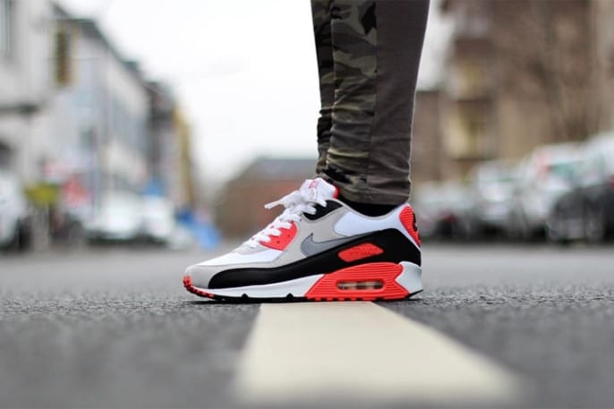 Nike Air Max Hombre Puestas