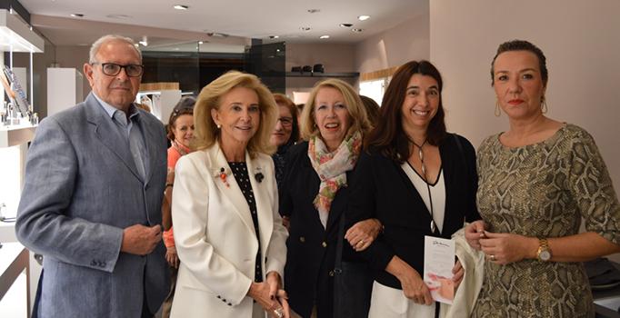 Juan Antonio Murgui, Mayren Beneyto, Mayre Girona, Sonia VAlero de Palma, Silvia Pardo copia
